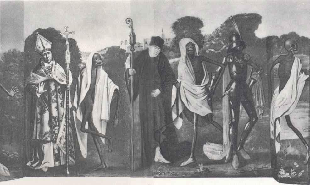 Μακάβριος χορός με τη συμμετοχή ιερωμένων