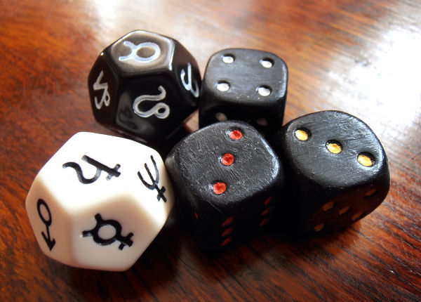 dice divination