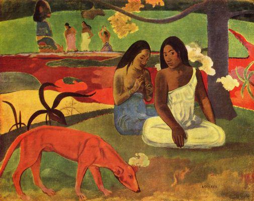 gauguin-arearea
